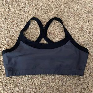*2for20** Gray sports bra